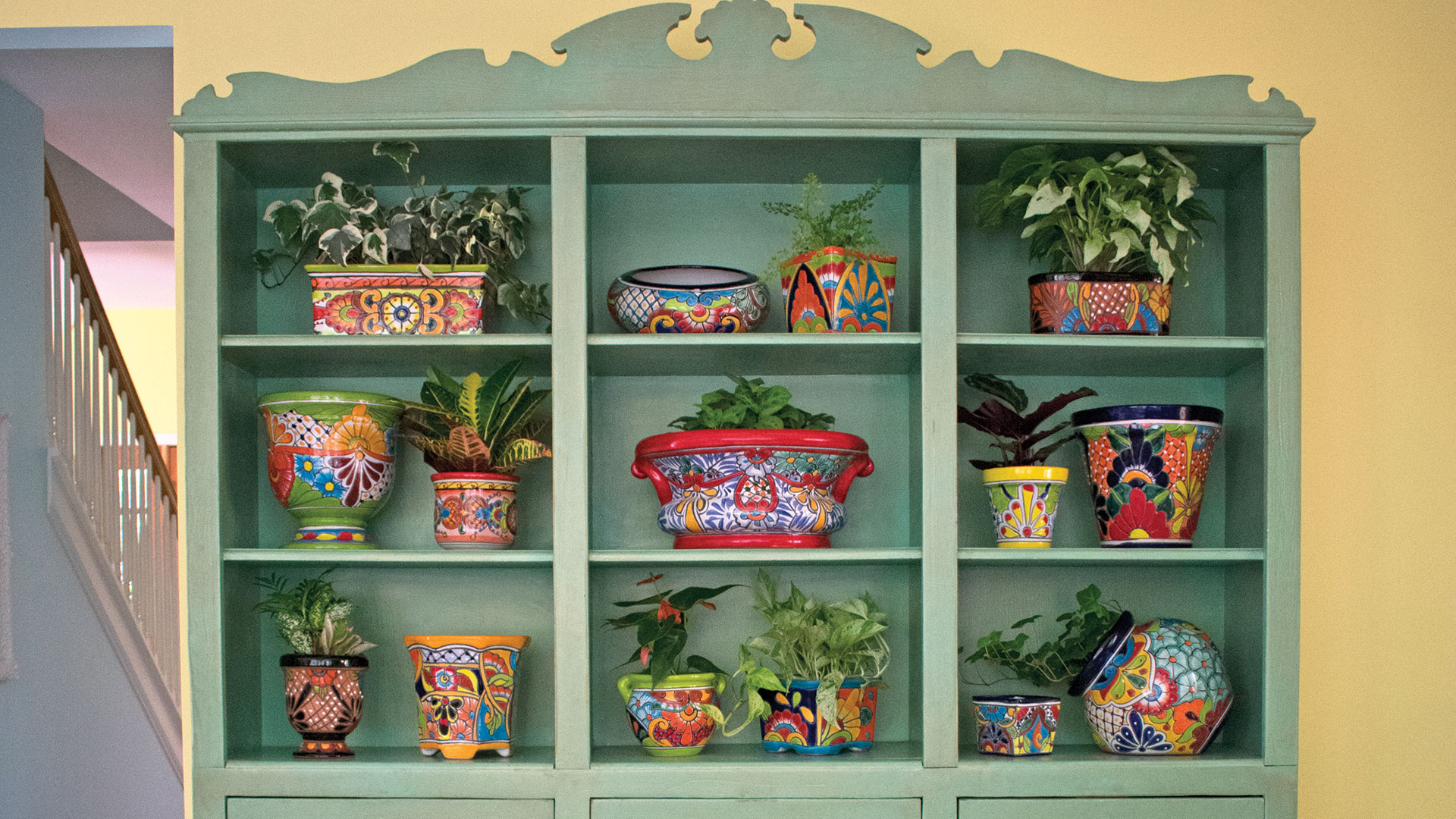 Avera Products Talavera Planters